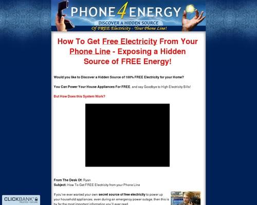 Energy ~ Phone 4 Energy ~ Avg 1:13 - 1:25 Conversions